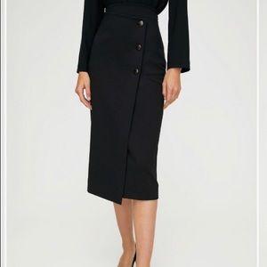 ⭐️Aritzia Babaton Billy skirt black❤️New listing!